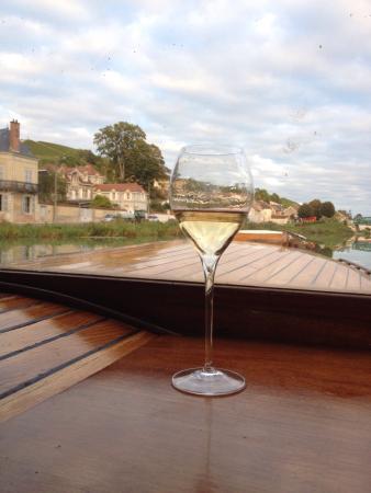 Mareuil-sur-Ay, Francia: Vue de Mareuil sur Ay