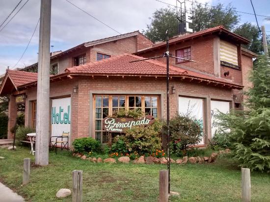 Hotel Principado Sierras