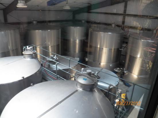 DeFuniak Springs, FL: Winery