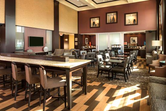 Yonkers, NY: Dining Area & Communal Table