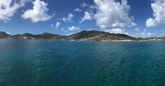Oyster Pond, St-Martin/St Maarten: St. Maarten