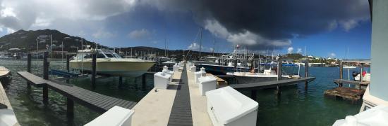 Oyster Pond, St-Martin/St Maarten: Oyster Marina