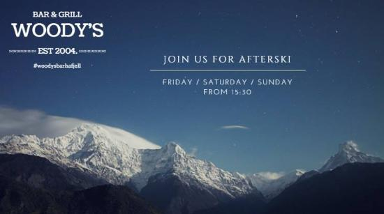 Oyer Municipality, Norge: Afterski every weekend!