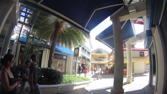 George Town, Wielki Kajman: soy yo paseando