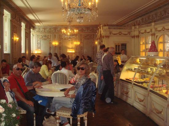 Cafe Pushkin Moscow Breakfast