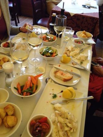 Ta' Karolina: A splendid fish meal