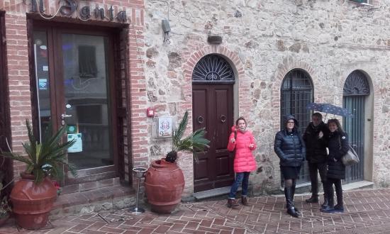 Gavorrano, Italia: Ingresso dal FANTA