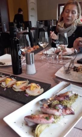 Gavorrano, Włochy: Gli antipasti....