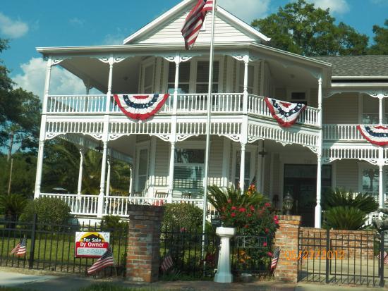 DeFuniak Springs, FL: Circle Drive Historic District