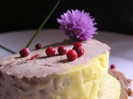 Липтовски Ян, Словакия: Pate foie gras