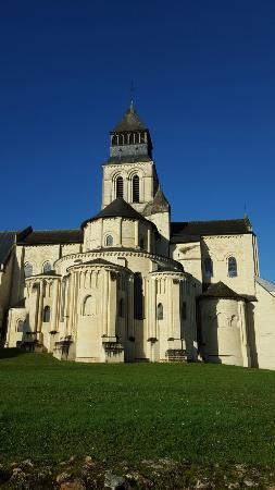 Fontevraud-l'Abbaye, Fransa: 20160207_102631_large.jpg