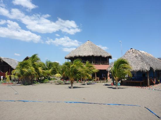 Poneloya, Nicaragua: Surfing Turtle Lodge
