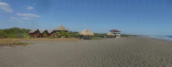 Poneloya, نيكاراجوا: Surfing Turtle Lodge
