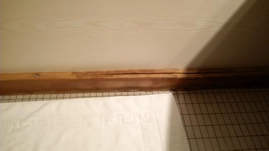 Fußbodenleiste aufgezogene fußbodenleiste bild grand hotel du nord vesoul