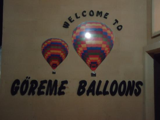 les premiers envols - Picture of Goreme Balloons, Urgup ...