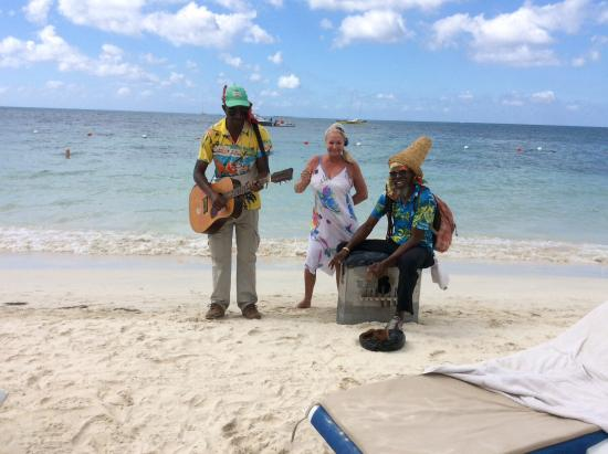 beach entertainment picture of azul beach resort negril by karisma rh tripadvisor co nz
