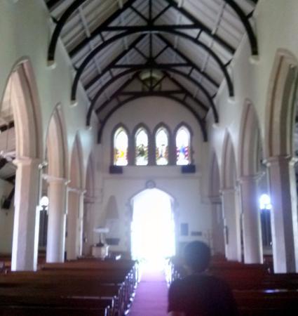 Nevis: The sanctuary