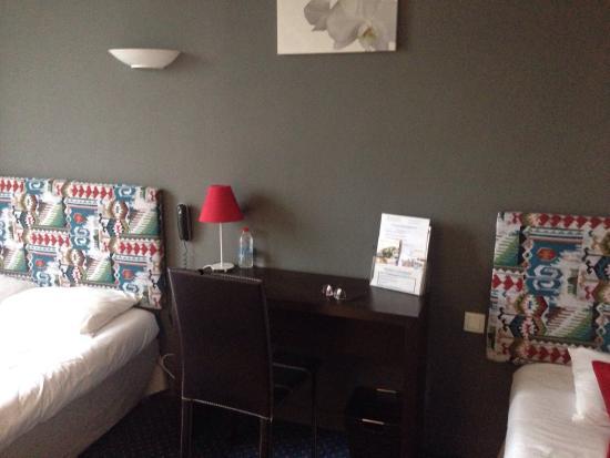 Hôtel Bellevue : Photos de la chambre au 4eme étage 41