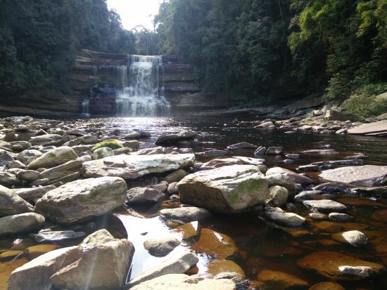 Tawau, Malasia: Maliau Falls