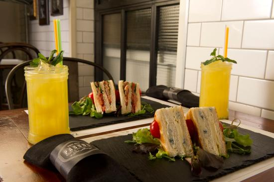 Passus: Club Sandwich