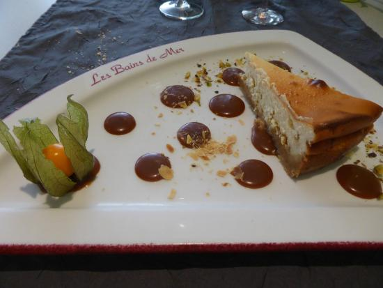 Les Bains de Mer : dessert