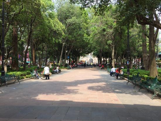 Coyoacan: Really beautiful town
