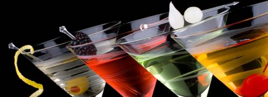 Burgau, Portugal: Cocktails