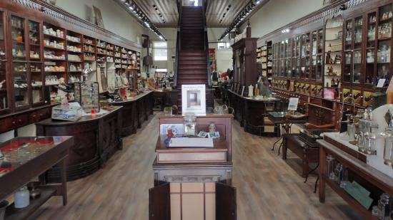 The Pharmacy and Medical Museum of Texas in Cuero