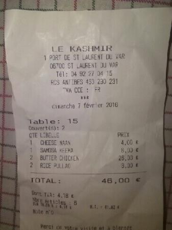Restaurant kashmir dans saint laurent du var avec cuisine - Restaurant port de saint laurent du var ...