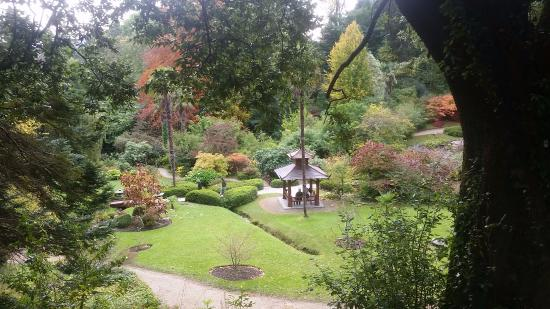 Enniskerry, Irlanda: Japanse gardens Powerscourt Dublin
