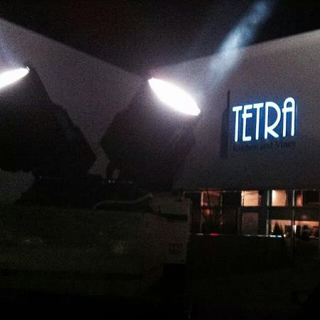 Bowmanville, Kanada: Bright lights at TETRA!