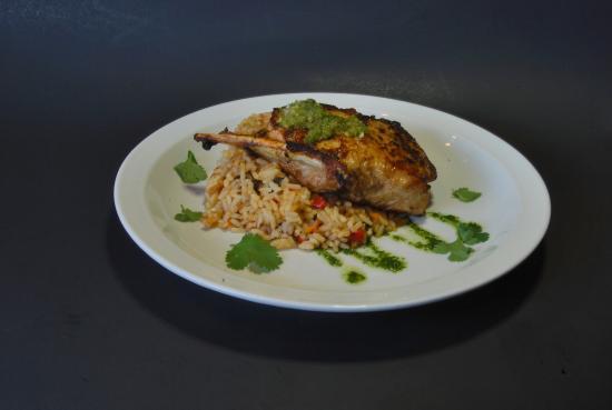 Bowmanville, Kanada: Pork chop special!