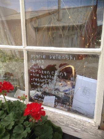 Cromwell, Νέα Ζηλανδία: One little window