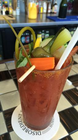 Press Bistro: Bloody Mary