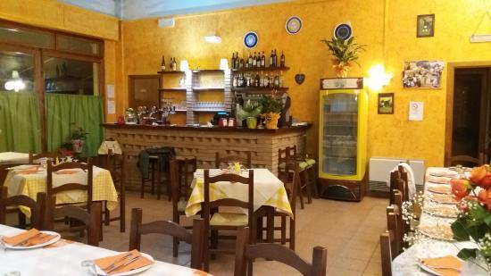 Licciana Nardi, Italia: sala