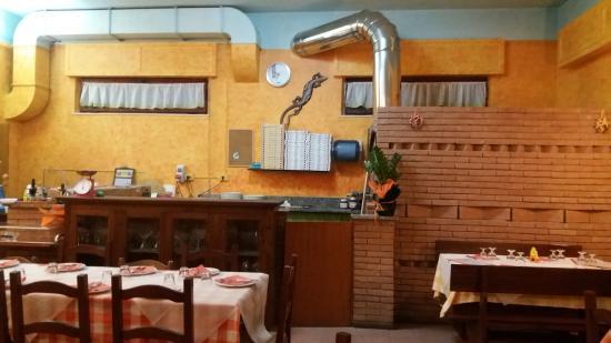Licciana Nardi, Italia: forno