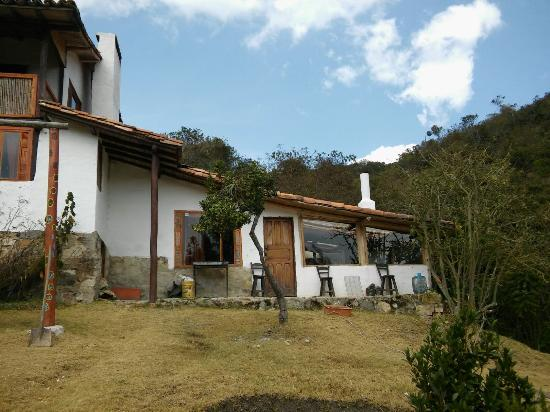 Guatavita, Kolumbien: La casa de Nicky y Mao