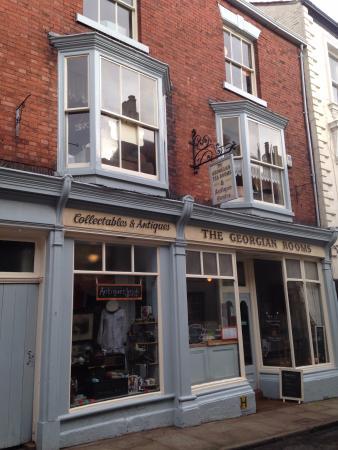 Georgian Tea Room Bridlington