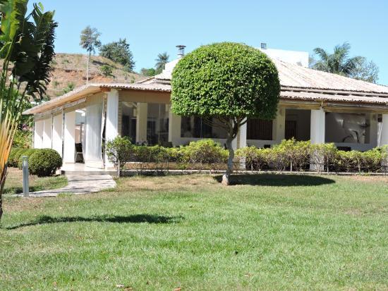 Boca Chica, Panamá: I call it charming,a wide veranda.