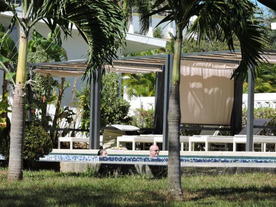 Boca Chica, Panamá: Cabanas.