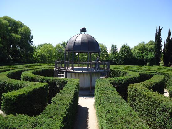 Il labirinto foto di parco giardino sigurt valeggio for Giardino labirinto