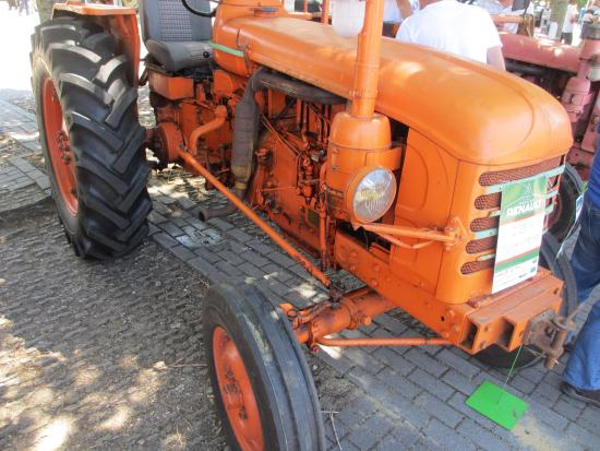 Le Compa, Conservatoire de l'agriculture: Journée Passion Renault juin 2015