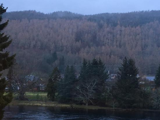 Kenmore, UK: View from the window