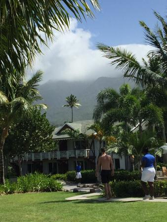 Чарльзтаун, Невис: Great stay at the Four Seasons. My first time to Nevis and enjoyed the service and the hotel.