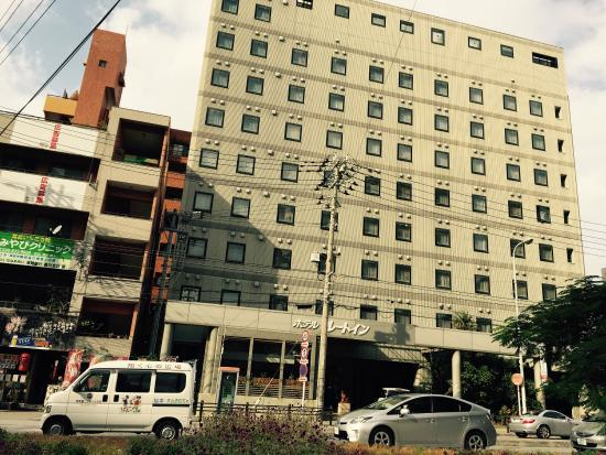Hotel Route Inn Naha Asahibashi-eki Higashi