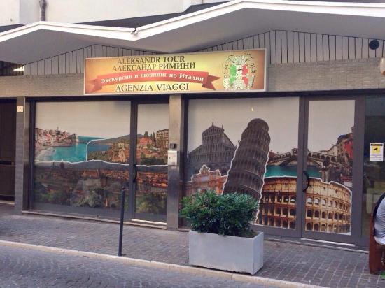 Aleksander Rimini - Day Tour