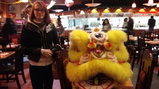 Pessac, Francia: Le chinois Gourmand