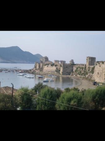 Methoni, Grèce : Θεα