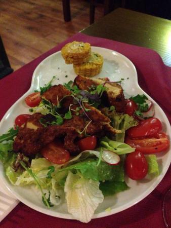 Granollers, Spagna: Los platos que comí, delicioso todo.