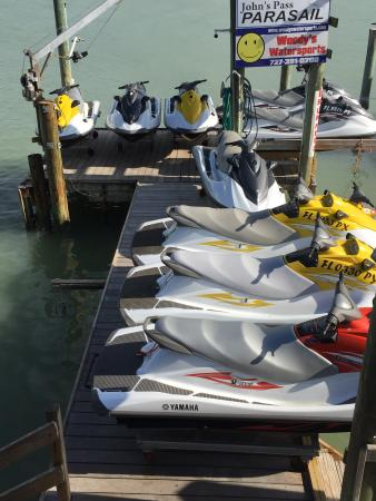 Woody's Watersports : Latest models!